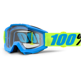 100% Accuri Anti Fog Clear Gafas enduro, belize